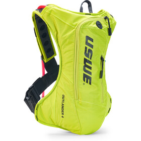 USWE Outlander 4 Backpack crazy yellow